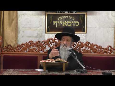 הרב בן ציון מוצפי דיני הוצאת ספר תורה