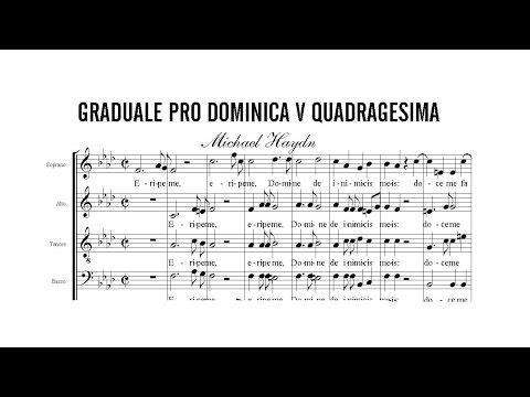Johann Michael Haydn - Eripe me, Domine