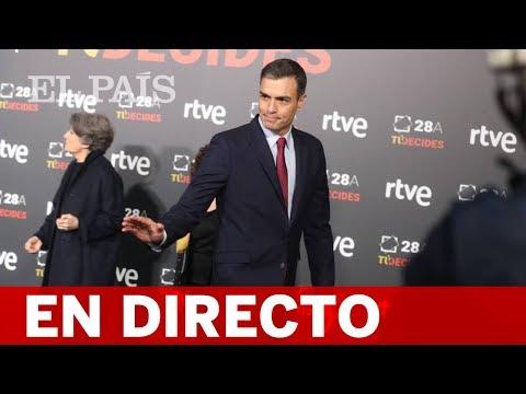 DIRECTO   Sigue el acto de Pedro SÁNCHEZ en Badajoz