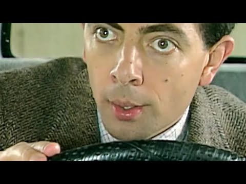 Why Does Bean Always get into Trouble? | Funny Clips | Mr Bean Official