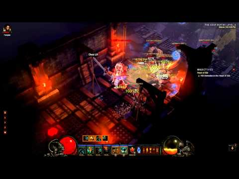 Diablo 3 Whirlwind Barb Noobie Guide - 'The Basics of Getting Started'