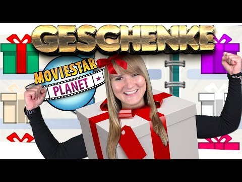 ►Geschenke◄ Let's Play MovieStarPlanet mit Miri #011