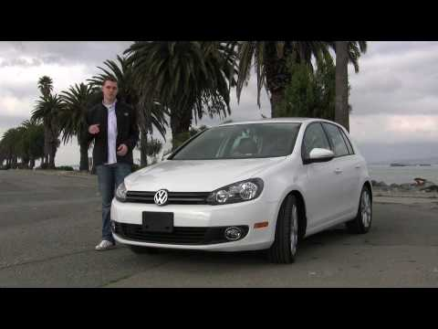 2010 VW Golf TDI Review