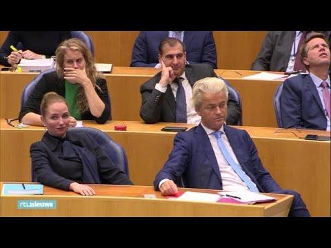 Wilders en Rutte hebben ruzie over vrouwen  - RTL NIEUWS
