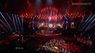 Ryan Dolan  Only Love Survives (Ireland) Eurovision 2013 Grand Final