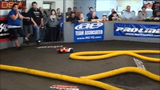 Traxxas RCE Slash 4x4 at Short Course Showdown RD3 Trackside hobbies