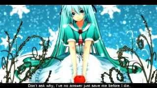 【初音ミク Miku English V3】 The Snow White Princess is... (白い雪のプリンセスは) 「English Version」