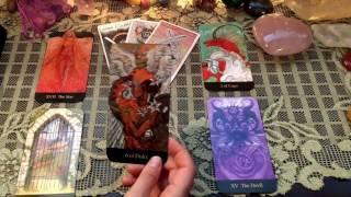 Aquarius Soulmate Love Tarot Reading April 2017