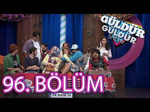 Güldür Güldür Show 96. Bölüm, Tek Parça Full HD (5 Şubat Cuma)