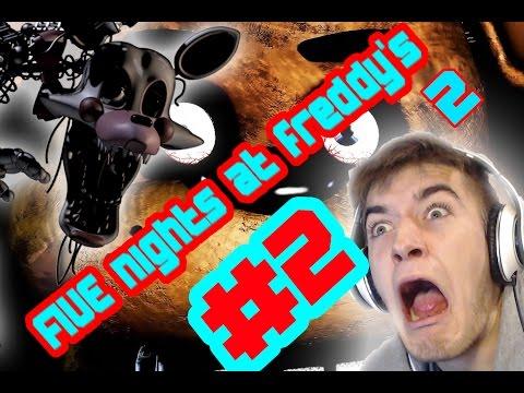 LA ZORRA COLGANTE | Five Nights At Freddy's 2 | Noche 2