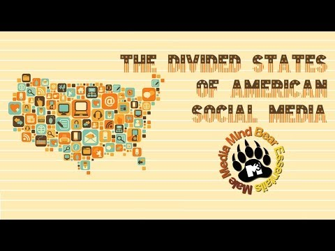 M3 Bear Essentials: The Divided States of American Social Media