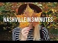 AHOYNATIVE | NASHVILLE IN 3 MINUTES