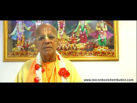 Please Srila Prabhupada by reading & distributing books - Gopal Krishna Goswami (Hindi)