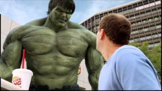 Hulk - Burger King / Marvel