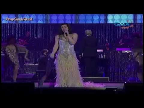 Regine Velasquez silver Concert (part 3) - Regine With Gloc 9 sirena video