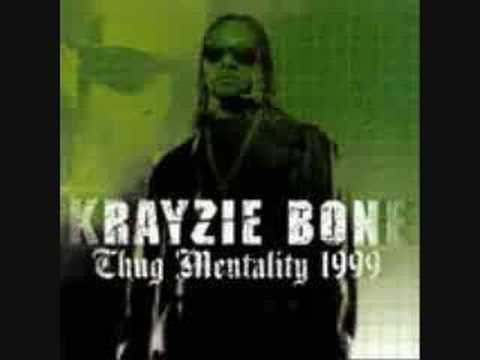 Krayzie Bone ft. Graveyard Shift - Silence