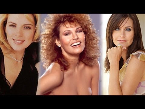 Top 10 Celebrity Cougars