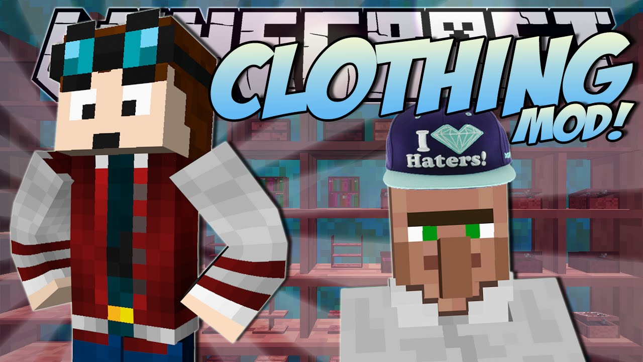 Minecraft   Clothes Mod