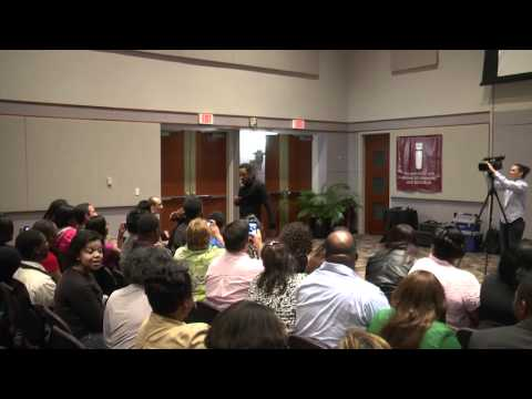 Danville Regional Foundation - 2012 Speaker Series: Hill Harper