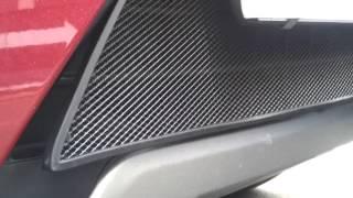 Видео: Установка защиты радиатора Suzuki Grand vitara 2012 черная