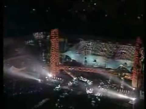 Johnny Hallyday - Gabrielle Version Concert