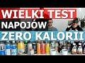 WIELKI TEST NAPOJÓW ZERO Coca Cola Vs Pepsi Monster Sprite Fanta Oshee Ice Tea mp3