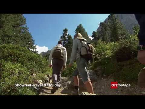Showreel Travel & Holidays Italian Alps