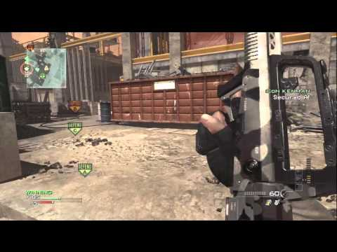 MW3 Online Game Play on Hard Hat (48-13)
