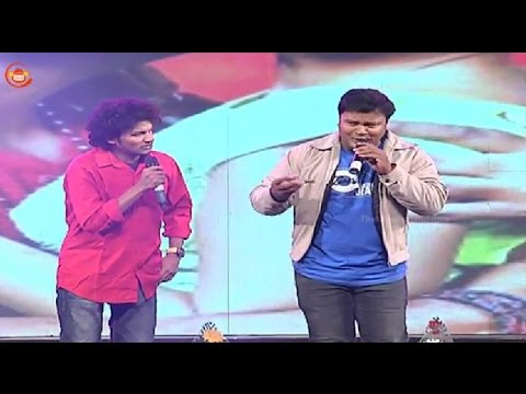 Chiranjeevi Skit On Dasari Garu - Errabus Movie Audio Launch - Manchu Vishnu