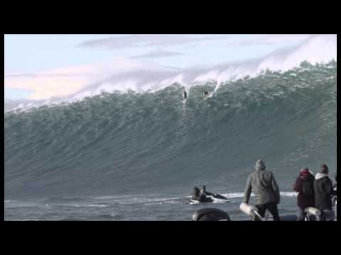 Wipeout of the Year Award Nominees • 2014 Billabong XXL Big Wave Awards