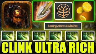 SUPER FAST FARMING HERO RICH ! Ability Draft Dota 2