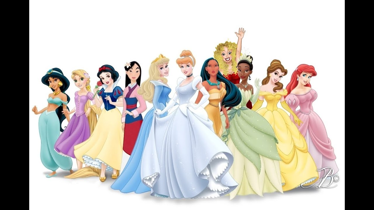 Why can't I be a Disney Princess? - YouTube