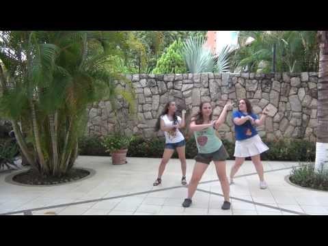 Fx La chata Dance cover TWD Dance Practice