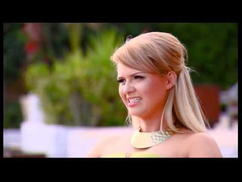 Take Me Out - Damion Merry & Chelsea: the date! (11.2.12)