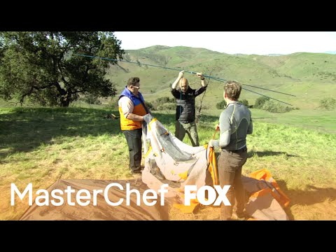 Outtakes: Judges Tent | MASTERCHEF | FOX BROADCASTING