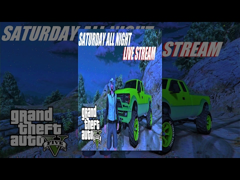 Grand Theft Auto V : W/ NEIL-W-24- NEW RACES / OPEN LOBBIES - PS4