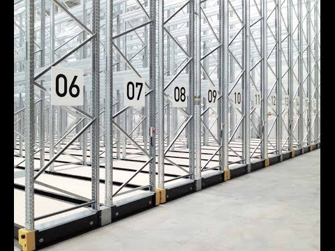 Stow Australia Mobile Racking Product Video