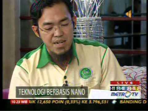 Dialog Metro TV - Teknologi Berbasis Nano