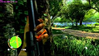 Far Cry 3 Gameplay - Ambush and Hunt [1080p]