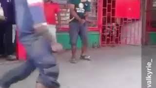 Png street fist fight