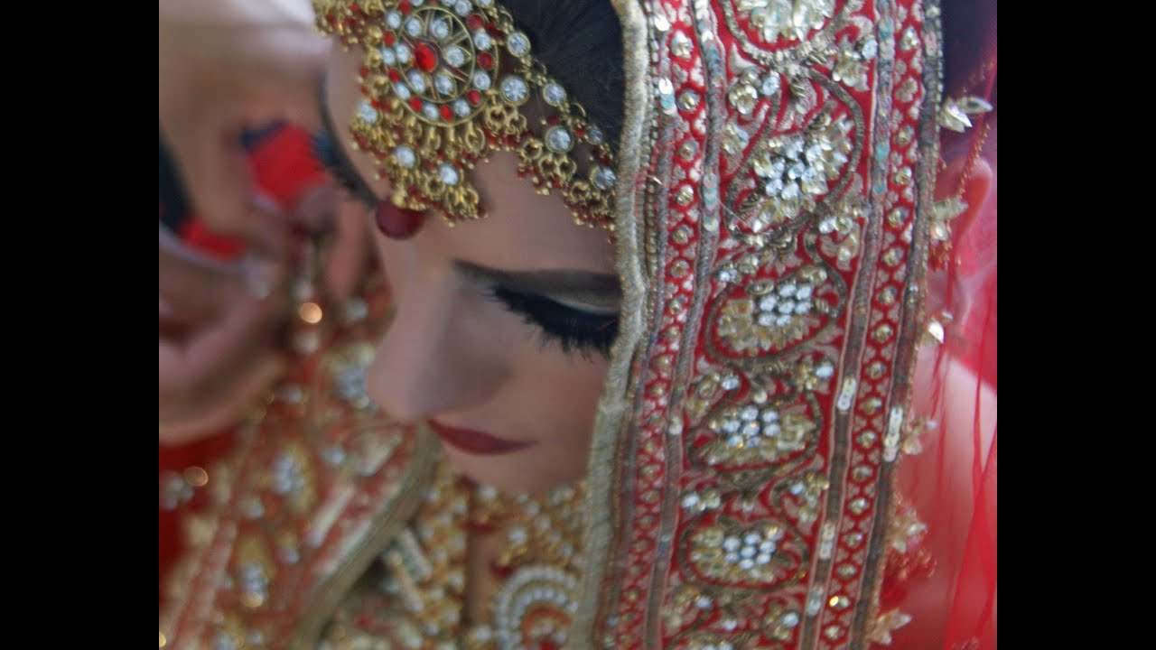 Makeup tutorial indian wedding