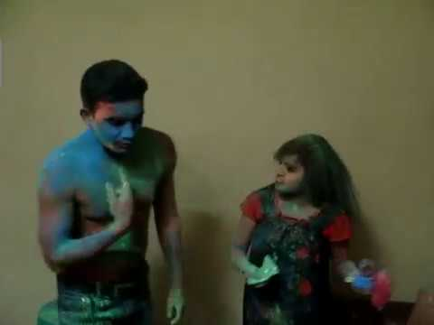 Holi with Bhabhi..