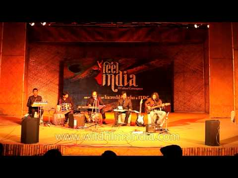Aji rooth kar ab kahan jaiyega : Anil Mishra and band