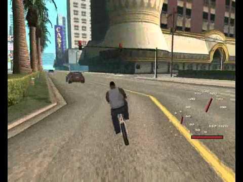 GTA San Andreas Cazzate Compilation
