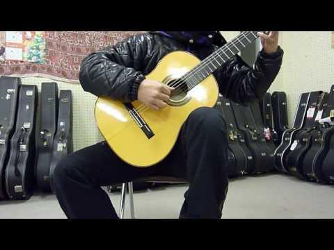 クラシックギターソロ Moontan(Andrew York 作曲)