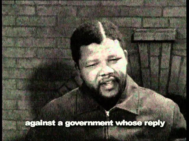 Nelson Mandela's Life Story