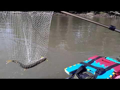 рыбалка видео на оби сетями