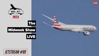 JetStream #99: The Midweek Show LIVE! London Heathrow