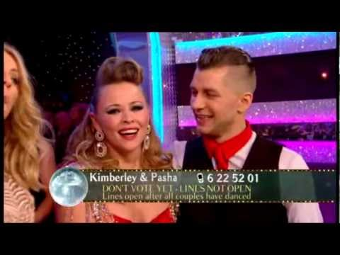 Kimberley Walsh - Strictly Come Dancing | WEEK 10
