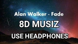 8D MUSIZ - Alan walker fade No copyright music